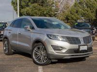 Lincoln Certified, LOW MILES - 25,915! JUST REPRICED