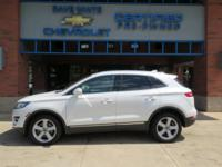 2015 Lincoln MKC White Platinum Metallic Tri-Coat FWD