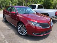 2015 Lincoln MKS 3.7L V6 Ti-VCT 24V 6-Speed Automatic