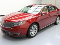 This awesome 2015 Lincoln MKS comes loaded with the