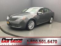 CPO !!2015 Lincoln MKS AWD Elite Certified Pre-Owned