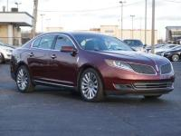 2015 Lincoln MKS Certified. Lincoln Certified Pre-Owned