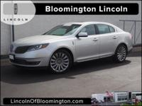 New Price! Certified. 2015 Lincoln MKS Elite AWD, 1st