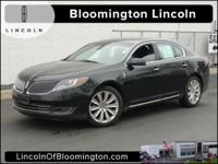 Recent Arrival! Certified. 2015 Lincoln MKS EcoBoost