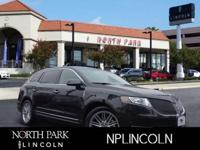 Lincoln Certified, ONLY 27,157 Miles! Sunroof, Heated
