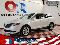 Recent Arrival! AWD.   White 2015 Lincoln MKT EcoBoost