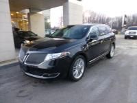 This outstanding example of a 2015 Lincoln MKT EcoBoost