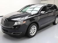 This awesome 2015 Lincoln MKT 4x4 comes loaded with the