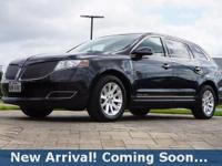 2015 Lincoln MKT Livery in Tuxedo Black Metallic, AWD,