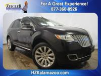 Recent Arrival! 2015 Lincoln MKX Black **LEATHER
