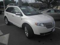 2015LINCOLNMKX846923,739White Platinum Metallic