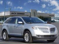 2015 Lincoln MKX Certified. Lincoln Certified Pre-Owned