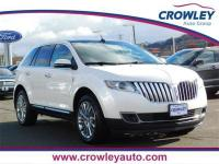 2015 Lincoln MKX AWD 6-Speed Automatic, 3.7L V6
