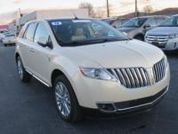 AWD, LINCOLN CERTIFED, LEATHER SEATS, Cruise Control,