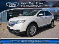 Options:  2015 Lincoln Mkx Base|Awd 4Dr Suv|This 2015