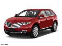 Options:  2015 Lincoln Mkx Base|Miles: 12791Color: Ruby