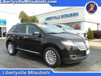 Options:  2015 Lincoln Mkx Base|Brown|Carfax One-Owner.