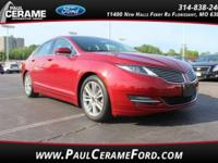MKZ, AWD, ONLY 12,838 MILES! EXTRA CLEAN! Wireless