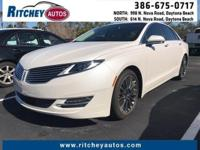 WELL MAINTAINED 2015 LINCOLN MKZ**CLEAN CAR FAX**LOW