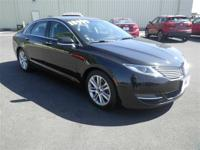 MKZ: 1 OWNER!!..LEATHER SEATING-HEATED FRONT SEATS-BACK