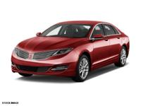 Options:  2015 Lincoln Mkz Base|Miles: 23834Color: