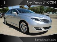 This is a nice 1 owner, 2015 Lincoln Certified