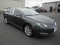 MKZ : AWD!!..1 OWNER-SUNROOF-LEATHER SEATING-HEATED