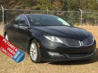 Recent Arrival!18/26 City/Highway MPGLincoln Certified