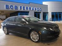 Options:  2015 Lincoln Mkz Base|Miles: 16125Color: