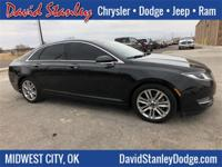Recent Arrival!   2015 Lincoln MKZ FWD Automatic 3.7L