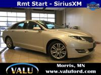1-Owner! Luxury Soft Touch Seats, Remote Start,