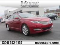 Ruby Red Metallic Tinted Clearcoat 2015 Lincoln MKZ