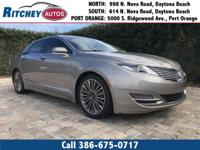 WELL MAINTAINED 2015 LINCOLN MKZ HYBRID**LOW