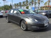 Clean Carfax 1 owner on this Luxurious Lincoln