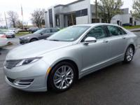 This Lincoln MKZ includes Heated/Cooled Seats, Blind