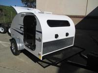 2015 Little Guy 5-Wide Platform 1910 Teardrop Camper
