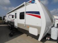 2015 LONGHORN BUNKHOUSE TRAVEL TRAILER SOLID SURFACES