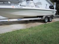 2015 Magic Tilt Aluminum Tandem Axel Boat