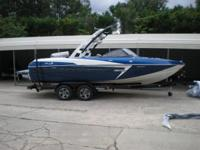 The 22VLX is an incredibly wake or browse boat With the
