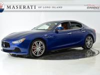 2015 Maserati Ghibli S Q4 Ferrari-Maserati of Long