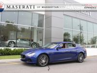 This is a Maserati, Ghibli for sale by Maserati of