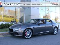 This is a Maserati, Ghibli for sale by Ferrari-Maserati