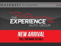 2015 Maserati Ghibli S Q4 Maserati of Manhattan is