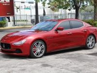 This is a Maserati, Ghibli for sale by Euro Motorsport.