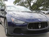 Looking for a clean, well-cared for 2015 Maserati