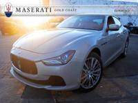 2015 Maserati Ghibli S Q4 AWD Gold Coast Maserati is