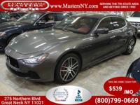 This Lovely Grey 2015 Maserati Ghibli S Q4 AWD Sedan