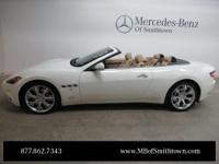 New arrival, Original MSRP $153,265  Beautiful Bianco