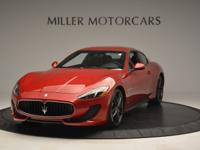 This is a Maserati, GranTurismo for sale by Miller
