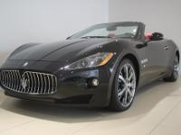 2015 Maserati GranTurismo Convertible Maserati of